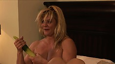 The sex toy works its magic on their pussies driving them to climax