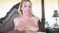 They take turns riding on his pecker and they finger whoever is getting fucked