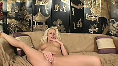 Natasha Stone can't wait to get fucked hard by a black prick