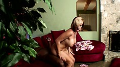 White Babe With An Addiction To Black Cock Cheats On Her Man