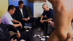 After The Card Game, This Guy Pays Off His Debts With Gay Sex