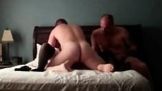 Cuck Husband Loves Man Meat