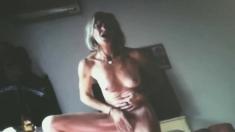 Amateur Mature Wife Jerk Off Her Hubbys Cock