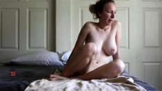 Amateur Teen With Huge Boobs Fucks In Homemade Porn