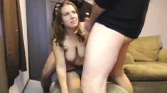 Amateur Slut At Bukkake Gangbang