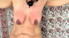 Big Boobs Amateur Spanking And Cumshot