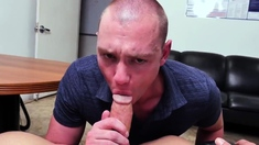 Teen boy gets sucked by dad gay porn Pantsless Friday!